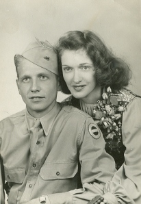 Charles Richard Waits and Margaret Ann Phillips Portrait